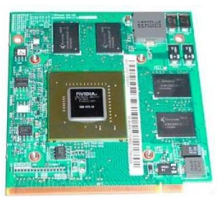 ремонт видеокарты MXM Acer
