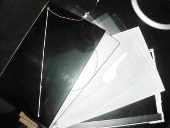 Разобранная матрица ноутбука с лампой подсветки