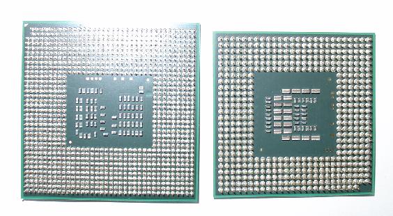 сокеты процессоров для ноутбуков