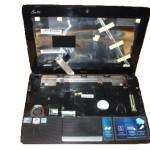 ремонта корпуса ноутбука Dell