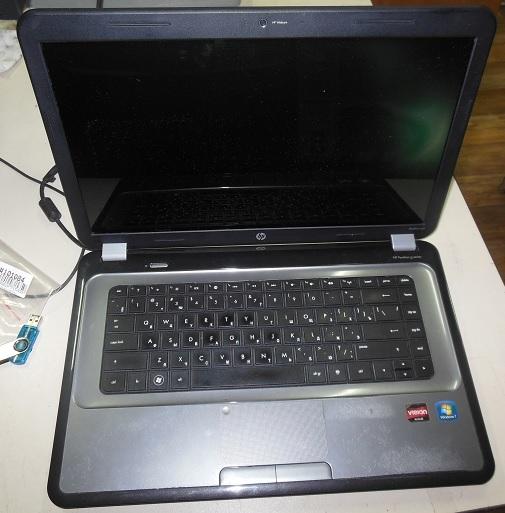 ремонт ноутбука HP G6-100er