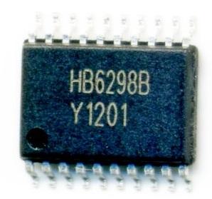Контроллер заряда на планшете
