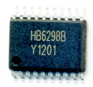 контроллер заряда планшета HB6298B