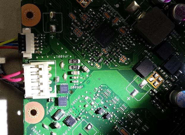 ремонт материнской платы Asus X55c