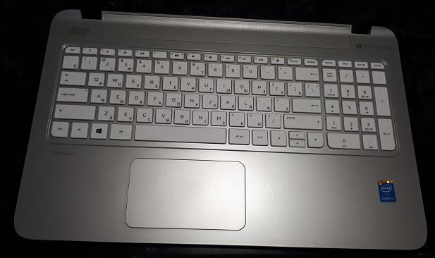 топкейс с клавиатурой для ноутбука